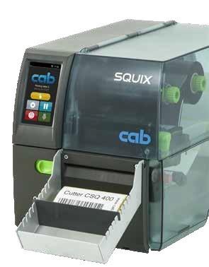 CAB SQUIX 4.3/200 mit Cutter CSQ 401