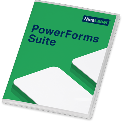 PowerForms Suite 5 Drucker Add-On
