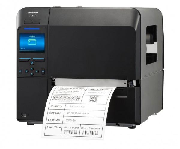 Sato CL6NX 200 dpi
